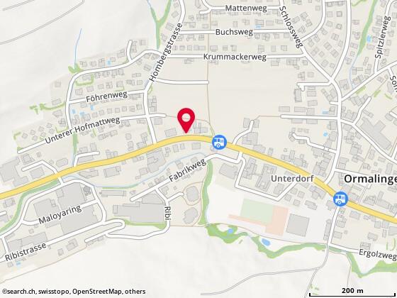 Hauptstr. 13, 4466 Ormalingen