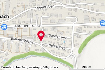 Tulpenweg 1, Erlinsbach