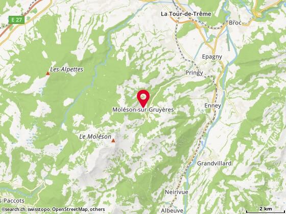 Moléson-sur-Gruyères