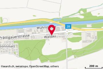 Waldau 3, Landquart