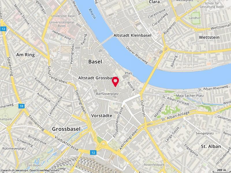 Freie Str. 81, Basel