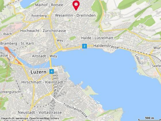 Mettenwylstrasse 15, Luzern