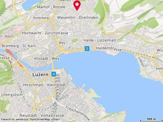 Wesemlinstr. 60, Luzern