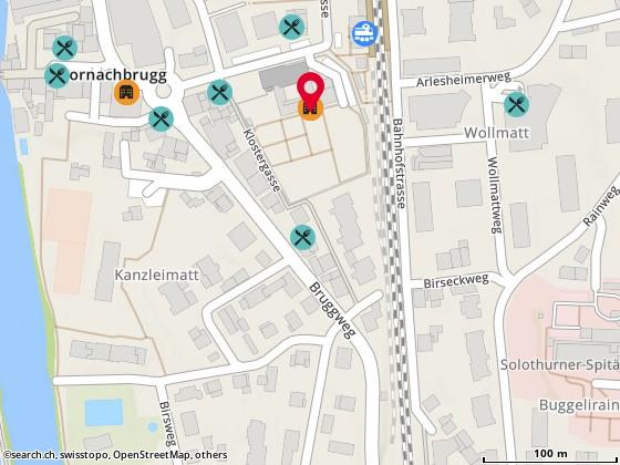 Amthausstr. 7, 4143 Dornach