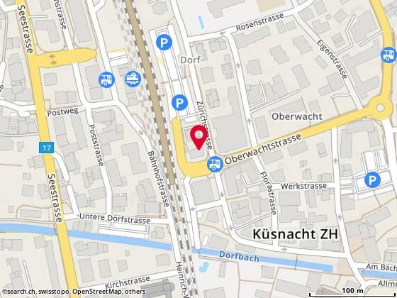 Zürichstr. 176, 8700 Küsnacht