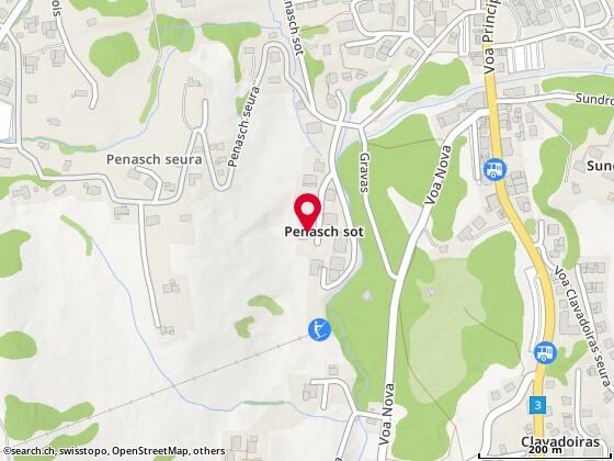 Penasch sot 14d, Lenzerheide/Lai