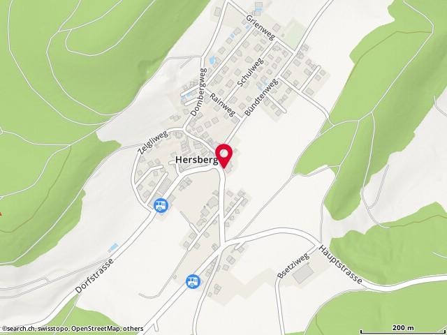 Dorfstr. 10, Hersberg