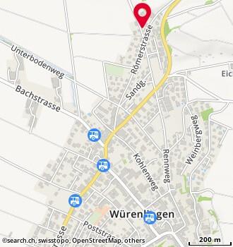 Kapellenweg 16, Würenlingen