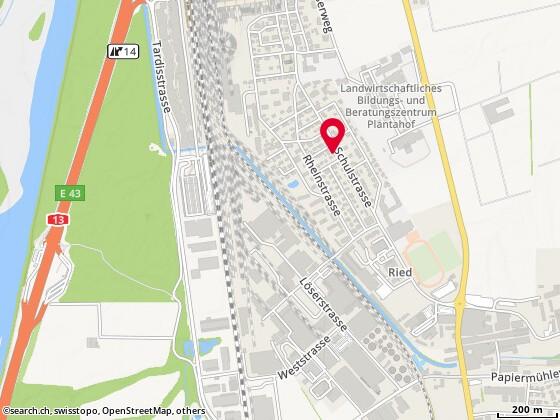 Schulstr. 60, 7302 Landquart
