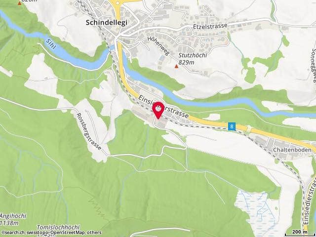 Friesischwandstr. 1, 8834 Schindellegi