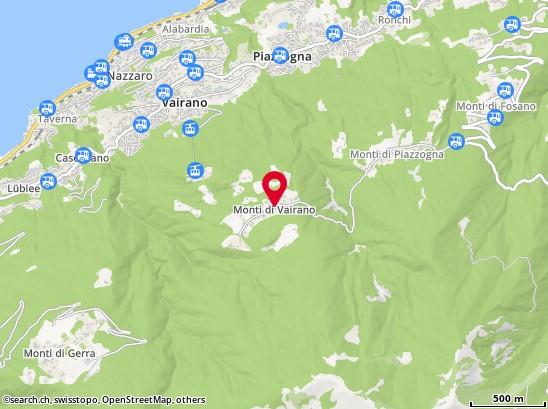 Monti di Vairano, San Nazzaro