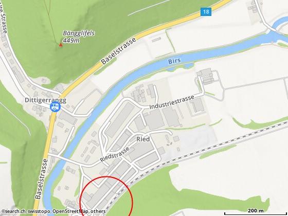 Industriezone Ried 1B, 4222 Zwingen
