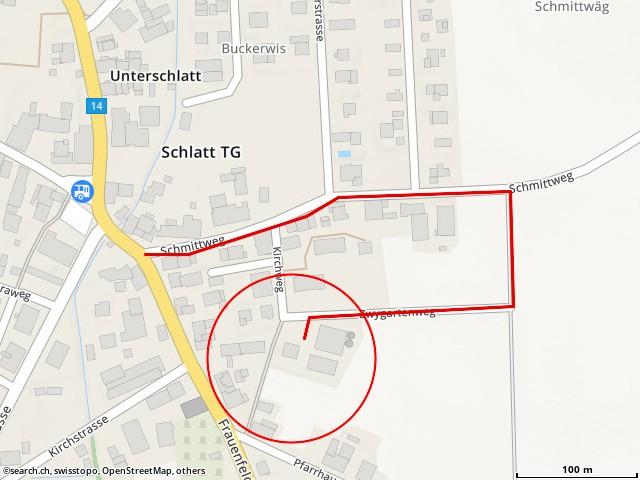 Kirchweg 9, 8252 Schlatt