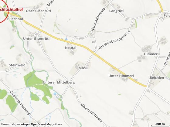 Obere Bergstr. 119, Wädenswil