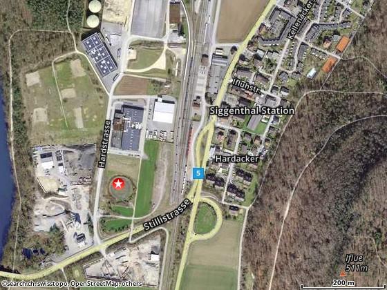Siggenthal Station