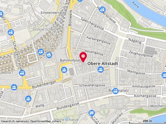 Von Werdt-Passage 3, 3011 Bern