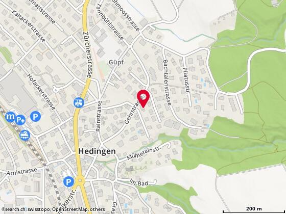 Gehrstr. 16, Hedingen