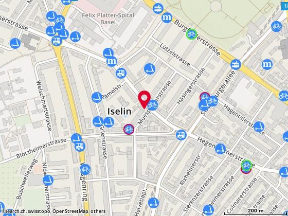 Hegenheimerstr. 129, Basel