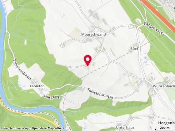 Oberhofweg 27, Horgenberg