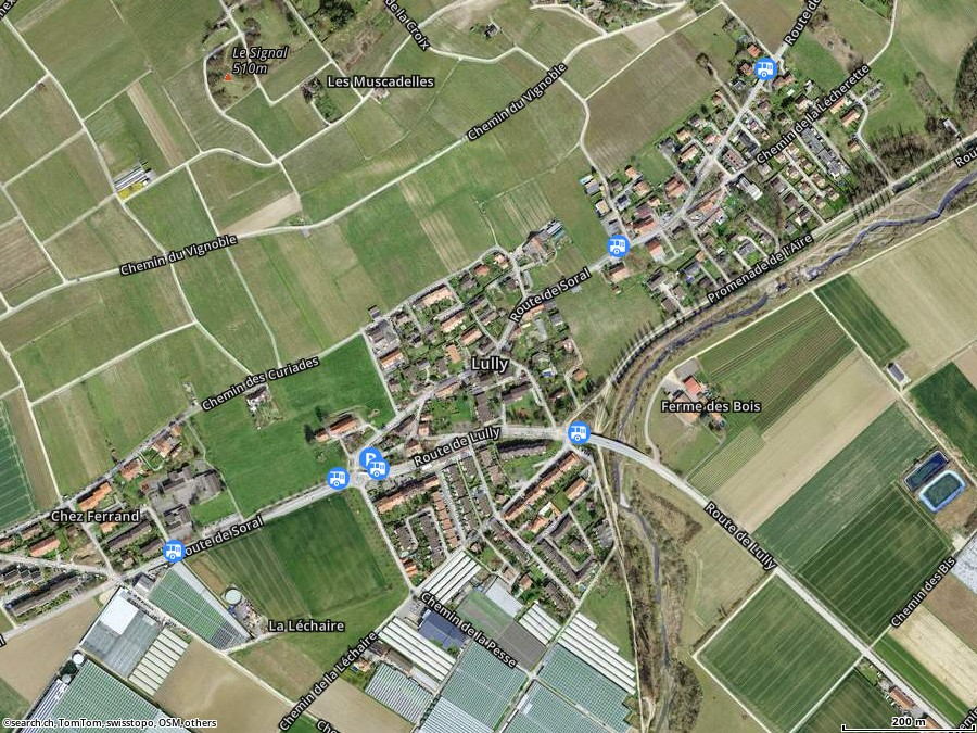 Bernex-Lully
