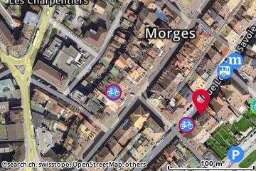 Rue Louis-de-Savoie 47, 1110 Morges