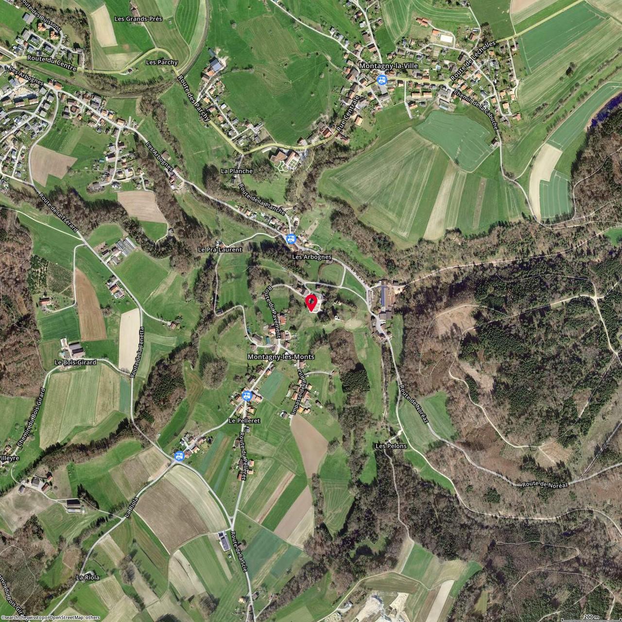 Montagny-les-Monts