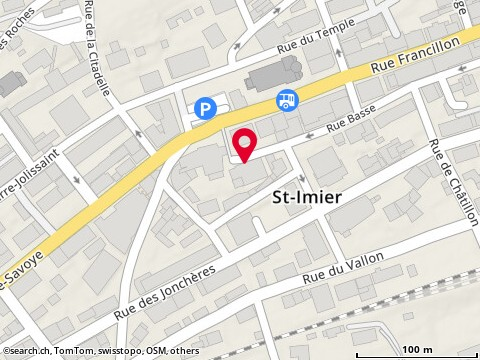 Rue du March� 6, 2610 St. Imier