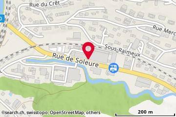 Rue de Soleure 25, 2740 Moutier