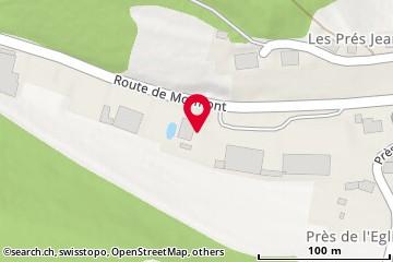 Rte de Mormont 39d, 2922 Courchavon