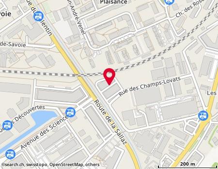 Rue des Champs-Lovats 13, Yverdon-les-Bains