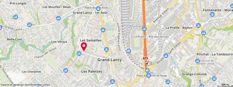 Ch. des Palettes 22, Grand-Lancy