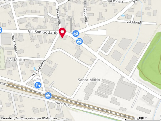 Via San Gottardo 94, Gordola