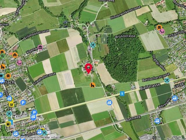 Karte: Selzach, Chappeliweg 8