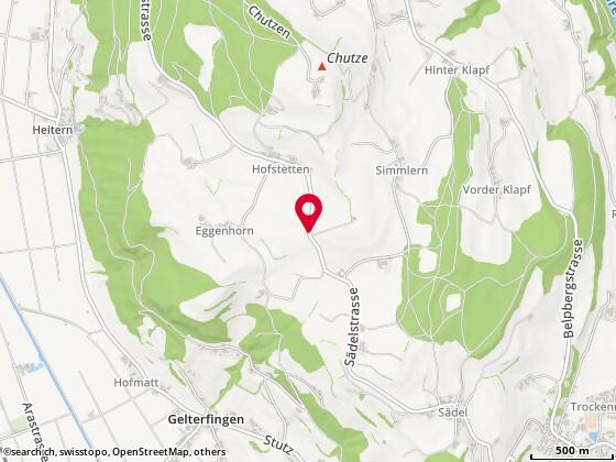Karte: Gerzensee, Sädelstr. 35