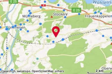 Karte: Rosshäusern, Riedbachstr. 22