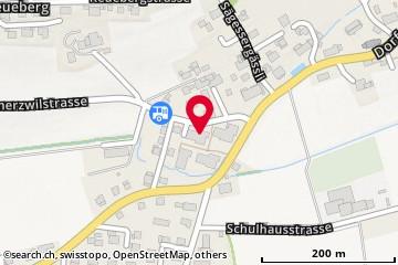 Karte: Grossaffoltern, Ammerzwilstr. 1a