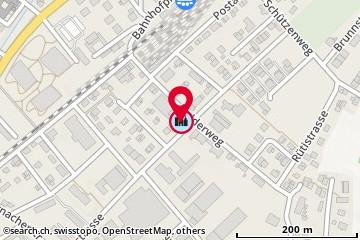 Karte: Jäggi Elektroinstallationen, Balsthal, Sagmattstr. 2