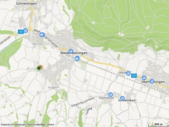 Karte: Adliswil