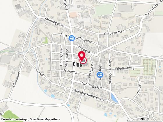 Karte: Evang.-ref., Elgg, Lindenplatz 1