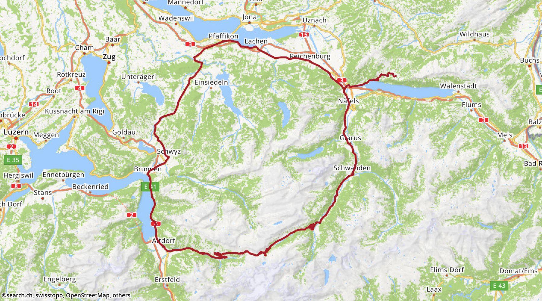 Karte: Sprint