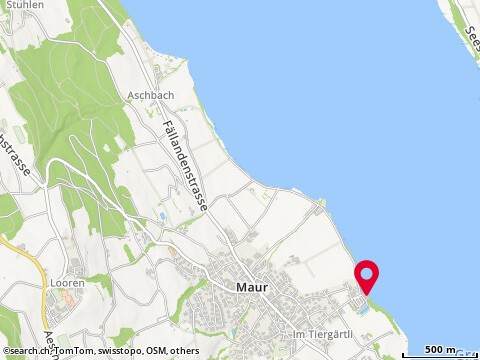 Karte: Maur, Seestr. 35
