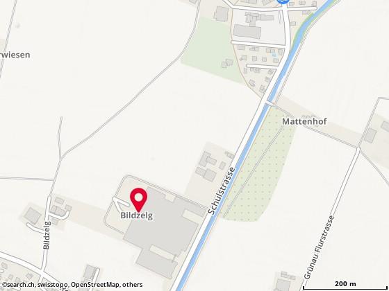 Karte: Steinach, Bildzelg