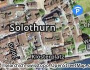 Karte von: Helsana Versicherungen AG Kundendienst Solothurn