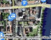 Karte von: CREDIT SUISSE Olten
