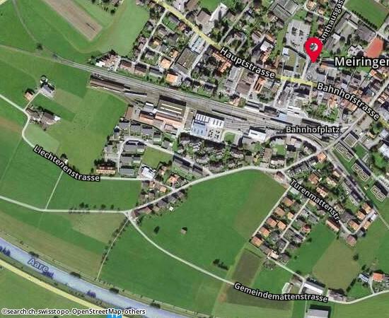 3860 Meiringen Amthausgasse 2
