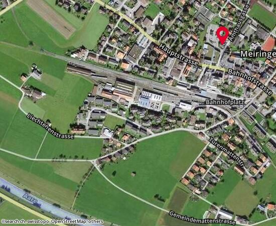 3860 Meiringen Amtshausgasse 5
