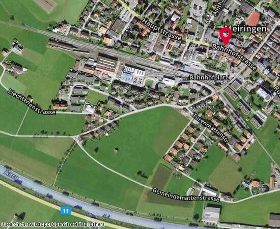 3860 Meiringen Bahnhofstrasse 11