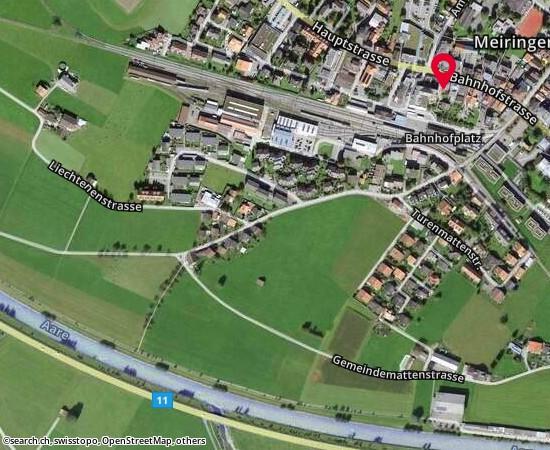 3860 Meiringen Bahnhofstrasse 8
