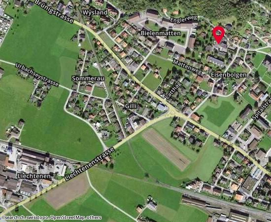 3860 Meiringen Eisenbolgenstrasse 35
