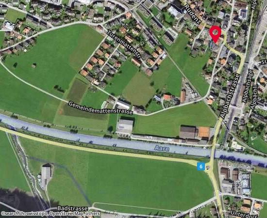 3860 Meiringen Gemeindemattenstrasse 2